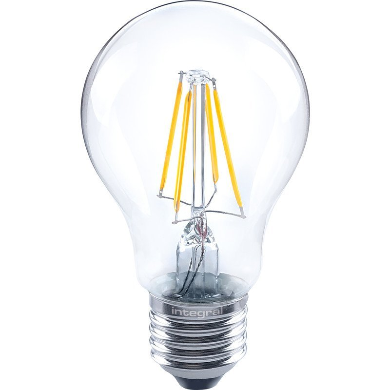Integral Dimmable Filament GLS Lamp E27 ES 4.5W