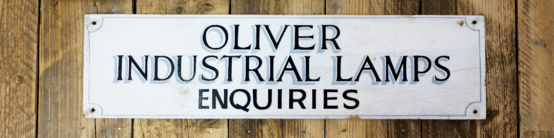 Oliver Lamps Enquiries
