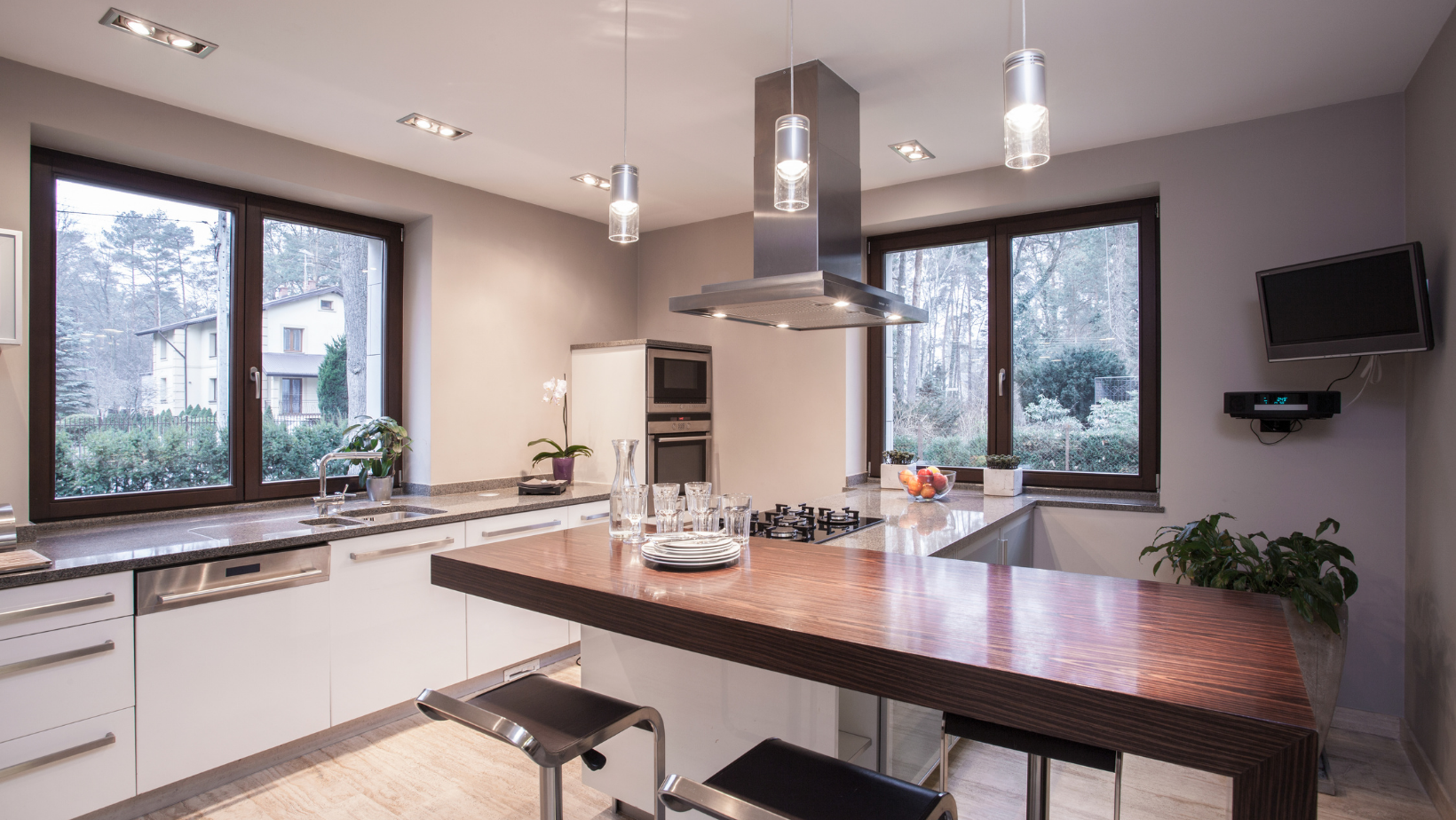 Our Top 5 Tips for Awesome Kitchen Lighting!